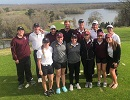 Bobcat & Lady Cat Golf Open Spring Season in Alabama