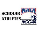 NAIA & NCCAA Scholar Athletes Announced