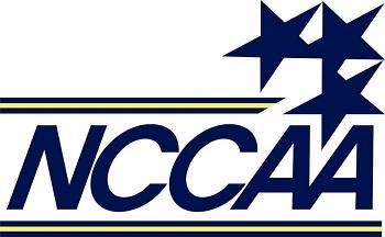 NCCAA logo