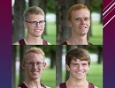 Four Bobcat Runners to Compete in NAIA Nationals