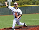 Thrasher Collects Win as Bobcats Split the DH