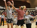 Lady Bobcats Host First Annual Angela Mallonee Garbee Alumni Game