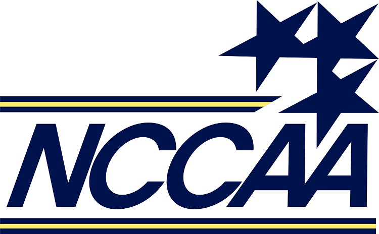 Logo for the National Christian College Athletic Association
