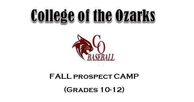 CofO Fall Prospect Camp logo