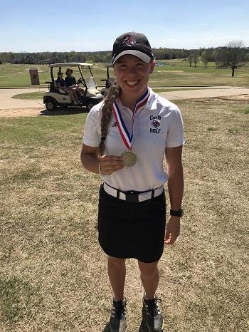 Hannah Aherin -- 5th Place