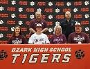 Bobcat Baseball Signs Darren Sims of Ozark