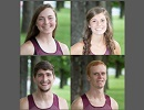 Cross Country Runners Named Scholar Athletes