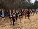 Cross Country Competes in NAIA Nationals