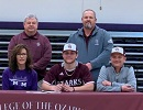 CofO Baseball Signs Fair Grove Standout Rhett Hill