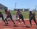 Scaggs Takes Third in 800 Meters Final