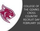 Cross Country to Host Recruit Day - Feb. 16