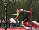 Kapella Takes 2nd in High Jump at NCCAA Nationals