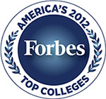 Forbes 2012 America's Best Colleges