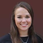Scholarship recipient Hannah Schuette