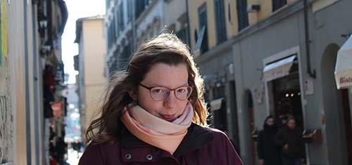 S of O senior visits Venice for senior trip.