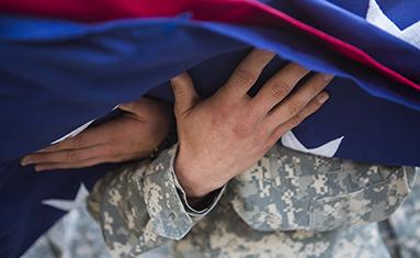 Veterans Week celebration at C of O