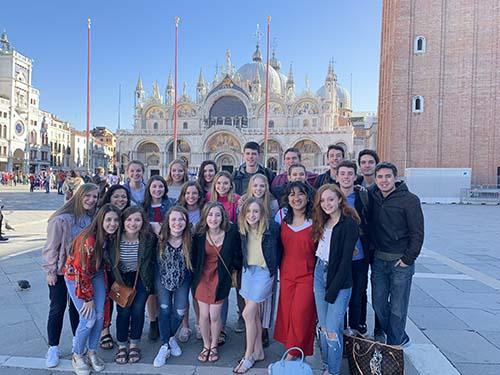 St. Mark''s Basilica in Venice.