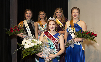 C of O Homecoming Coronation announced for Miss Hard Work U. and her court