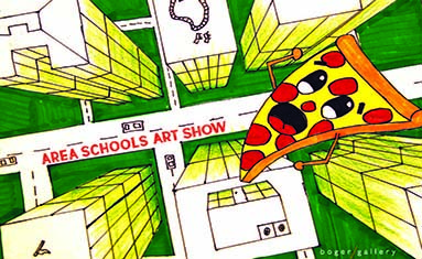 Area Schools Art Show, Feb. 24 - Mar. 13, hosted by College of the Ozarks