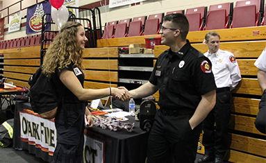 2019 Career Expo held at C of O