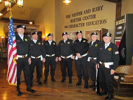 VVA Chapter 913 of the Branson Color Guard