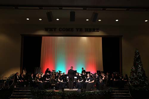 C of O Concert Band to perform