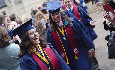 S of O Commencement held on May 9