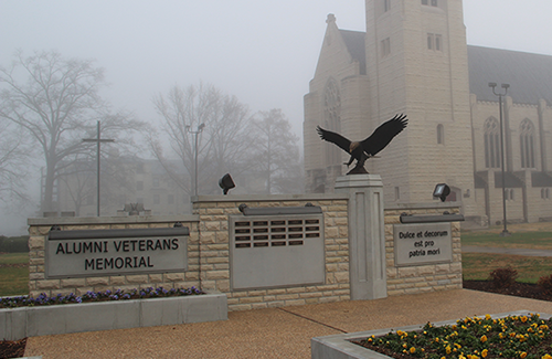 Alumni Veterans Memorial