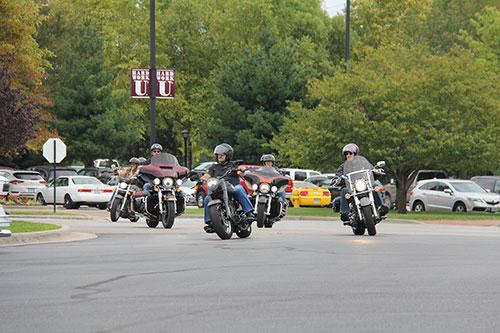 Brave Festival Memorial Ride to Patriots Park