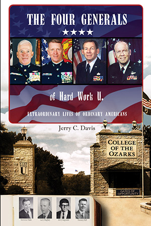 Four General of Hard Work U Book Cover