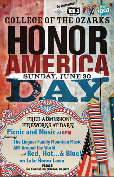 2013 Honor America