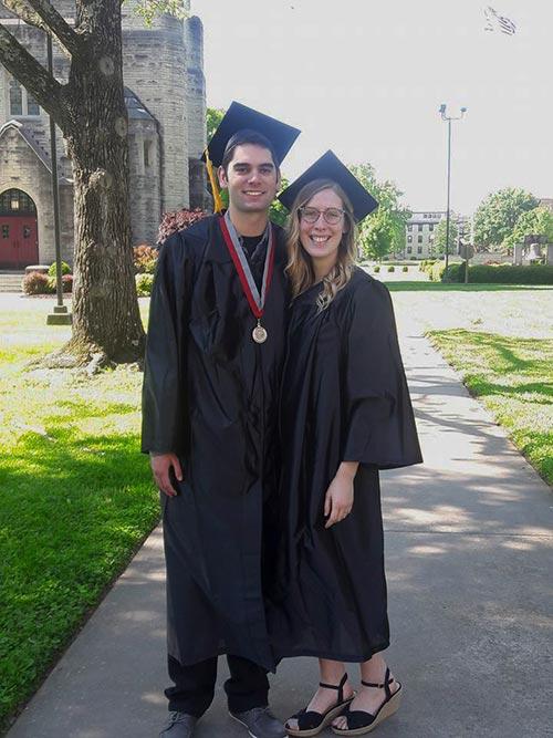 Jacob and Amanda Oliver