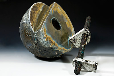 Artist Scott Meyer's Ceramic