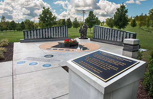 The Missouri Vietnam Veterans Memorial