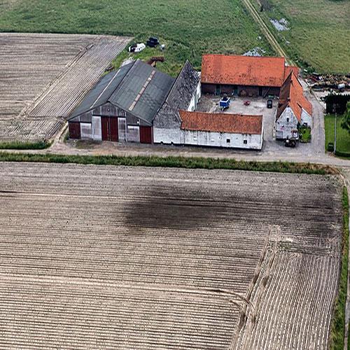 Field where plane crashed