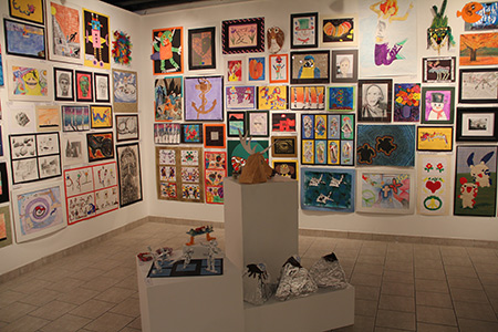 Area Schools Art Exhibition