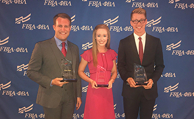 C of O students attend national Phi  Beta Lambda competition June 23-26, 2018