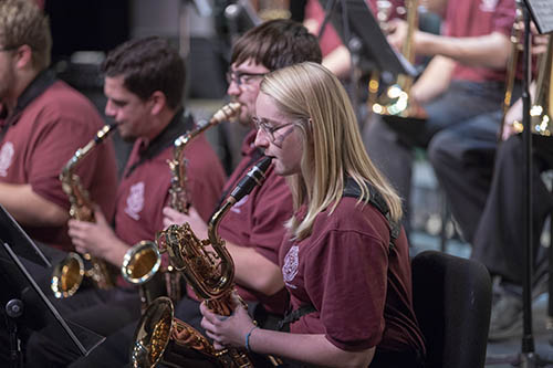 C of O students in jazz ensemble to perform