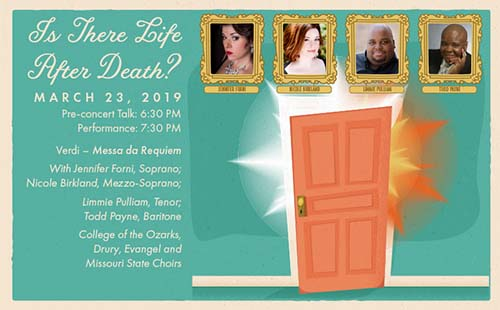 Poster for Is There Life After Death