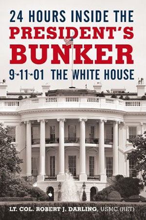 24 Hours Inside the President's Bunker Book Cover