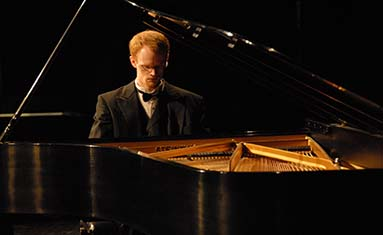 Guest pianist Richard Fountain to perform at C of O on Feb. 15