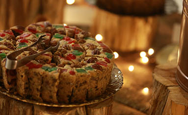 Forbes C of O Fruitcake Tradition