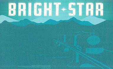 Spring musical, Bright Star, presented by C of O students March 7-10