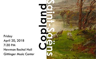 C of O Orchestra to perform concert Friday, April 20