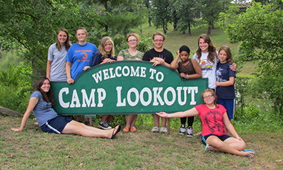 Camp Lookout Campers