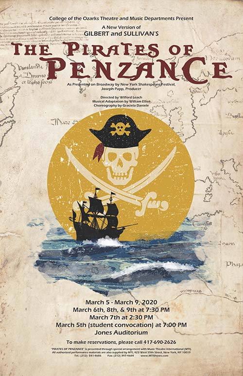College of the Ozarks theatre and music students to perform