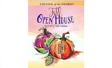 Open House at C of O to showcase student industries.