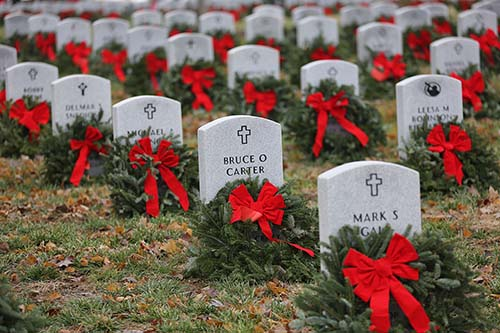 C of O Students to lay Christmas Wreaths in Missouri State Veterans Cemetery