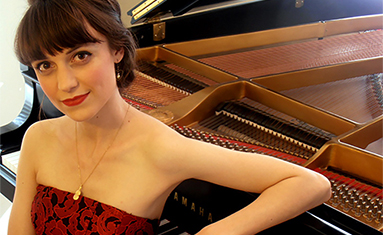 Guest pianist Mary Vanhoozer to perform at C of O Feb. 5