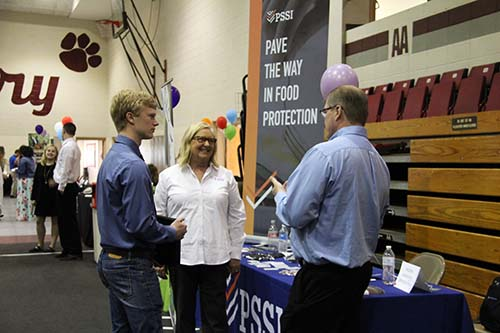 Various organizations participated in 2019 Career Expo.